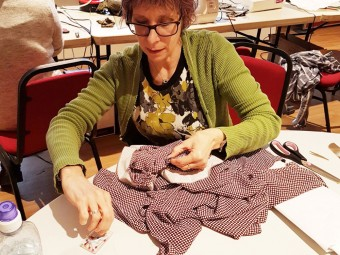 Popular sewing classes