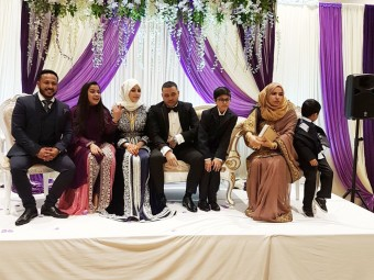 Walima at PAL