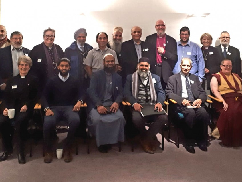 Faith Leaders' Meeting