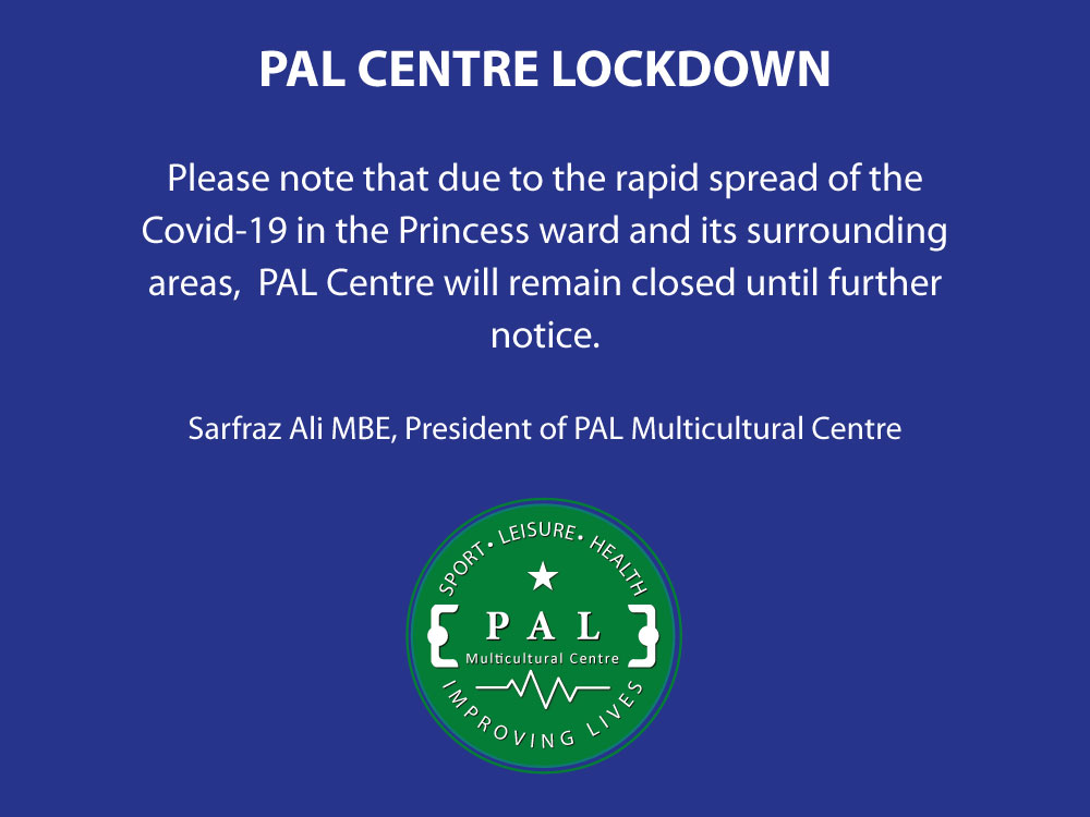 PAL-Centre-Lockdown